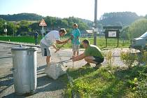 Suchomasty dokončují náročný projekt