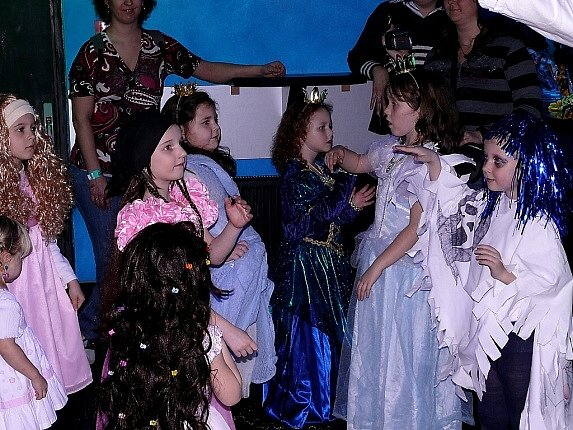 Karneval v Králově Dvoře