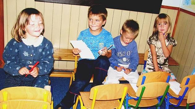 V mateřské škole byla rozšířena jídelna