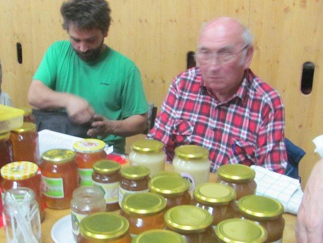 Včelař Josef Kočí
