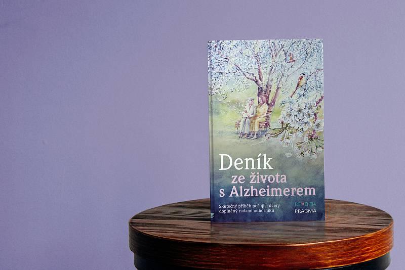 Kniha Deník ze života s Alzheimerem.