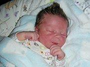 Váhou 4,02 kg a mírou 53 cm se mohl po příchodu na svět pochlubit Vincent Prokeš z Prahy. Vincent se narodil 10. prosince 2018 v hořovické porodnici U Sluneční brány.