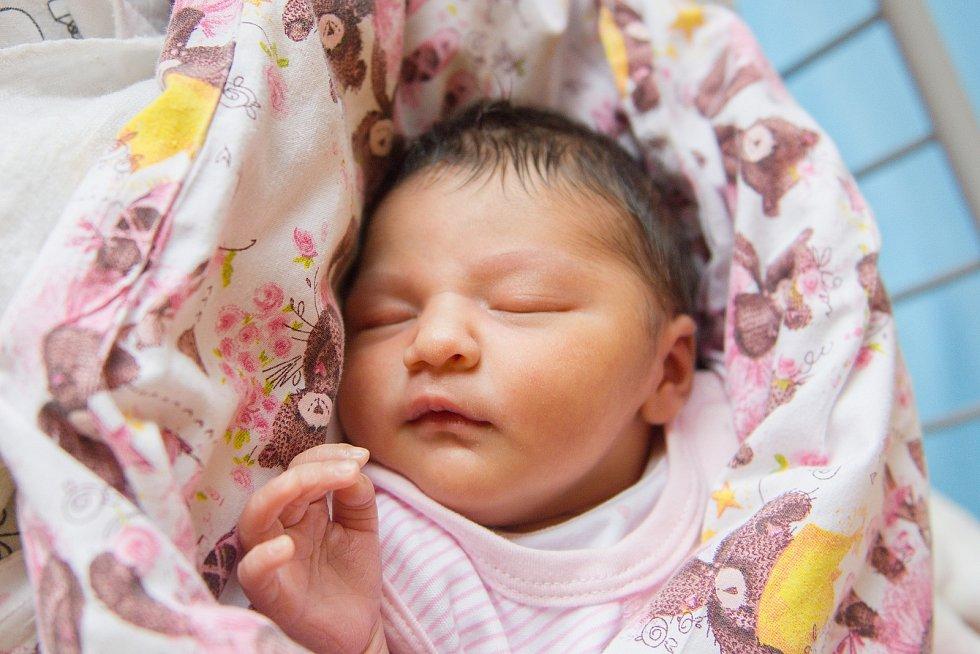 Andrea Horvátová se narodila v nymburské porodnici 10. května 2021 ve 23.15 hodin s váhou 3420 g a mírou 48 cm. Prvorozená holčička bude vyrůstat v Nymburce s maminkou Květoslavou a tatínkem Zdeňkem.