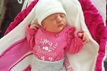 Elin Ksandrová se narodila 24. května 2021 v porodnici v Hořovicích. Po narození vážila 2750 g. Domů do Kublova, kde se na ní těšil bráška Tomášek, odjela s rodiči Klárou a Tomášem.