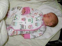 Dne 16. srpna přišla na svět v hořovické porodnici Maruška Tomášková. Po porodu vážila 2,96 kilogramu a měřila 48 centimetrů. Maminka Martina a tatínek Martin si dcerku odvezli domů do Broum. Zde ji přivítali sourozenci Magdalena a Miroslav