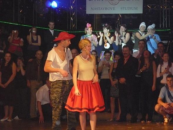 Maturitní ples SOŠ a SOU Hlinky