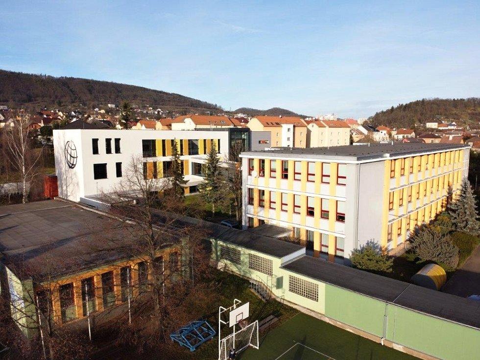 Stavba roku 2020 - nominace - Beroun, ZŠ Preislerova