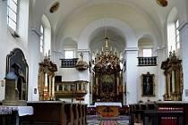 Kostel Nejsvětější Trojice v Hořovicích