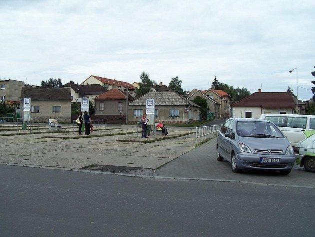 Hořovice se nechtějí smířit se zamítnutím dotací na nové autobusové nádraží.