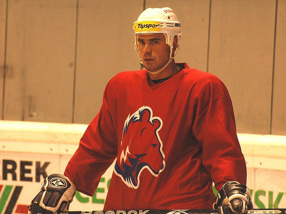 Berounští hokejisté za sebou mají první trénink na ledě