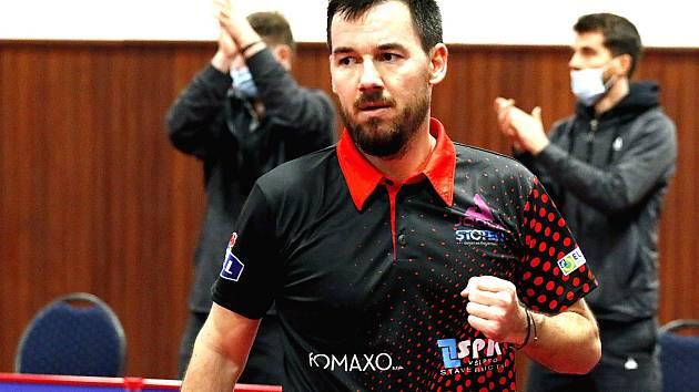Tomáš Tregler zahájí v úterý čtvrtfinále.