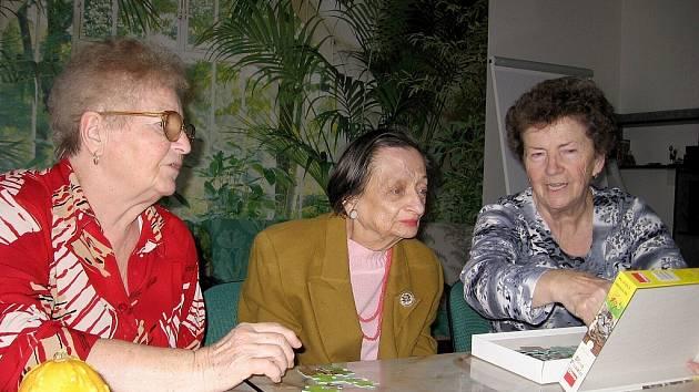 Volby v berounském Domě seniorů