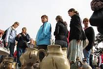 Hrnčířské trhy v Berouně získaly renomé v zahraničí