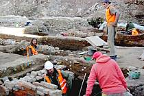 Archeologové našli kruhové pece