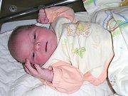 S ÚCTYHODNOU váhou 4,64 kg a mírou 54 cm, se 7. května 2017 narodila Teodora Hyková, dcerka Lucie Hykové a Ladislava Podlase ze Zbuzan. Teulku bude dětským světem provázet bráška Filípek (8 let).