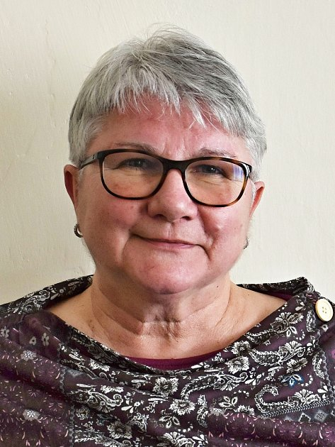 Starostka Berouna Soňa Chalupová.