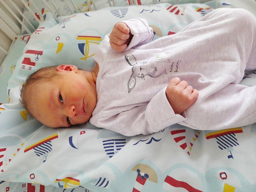 Eliška Kozlová se narodila 13. července 2021 v 16.07 hodin v čáslavské porodnici. Pyšnila se porodní váhou 2650 gramů a délkou 48 centimetrů. Domů do Třech Dvorů si ji odvezli maminka Aneta a tatínek Martin.