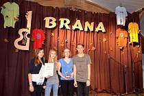 Na brněnské finále Brány se vypravili vítězové zaječovského oblastního kola