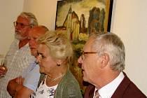 Zbyněk Novotný vystavuje v hořovické Galerii Starý zámek
