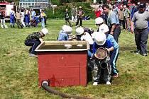 Sbor dobrovolných hasičů Zdice - mládež
