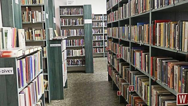 Berounská knihovna - oddělení pro dospělé