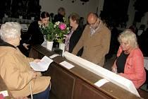 Noc kostelů v osovském kostele sv. Jana Křtitele