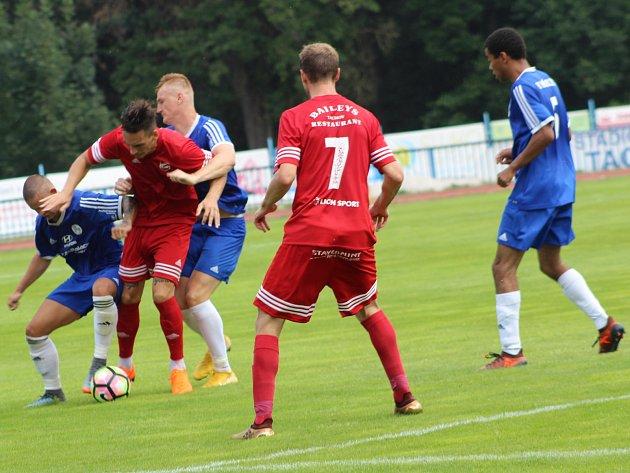Tachov v předkole MOL Cupu vyprovodil Hořovicko debaklem 5:0.