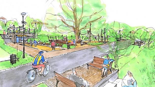 Obyvatelé Berouna se možná dočkají dvou nových veřejných parků. Jeden z nich by měl vzniknout na Velkém sídlišti v lokalitě mezi ulicemi Pod Homolkou a Na Homolce. Druhý u řeky Berounky.