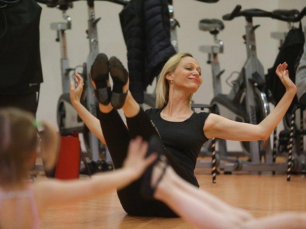 Terezie Dudová: Nejdojemnější baletní představení? Když jsem poprvé viděla tančit dceru.