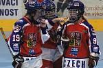 České reprezentantky porazily v druhém utkání na mistrovství světa Finsko 5:0