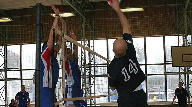 Hořovice v prvním sobotním utkání zdolaly Všechlapy 3:0