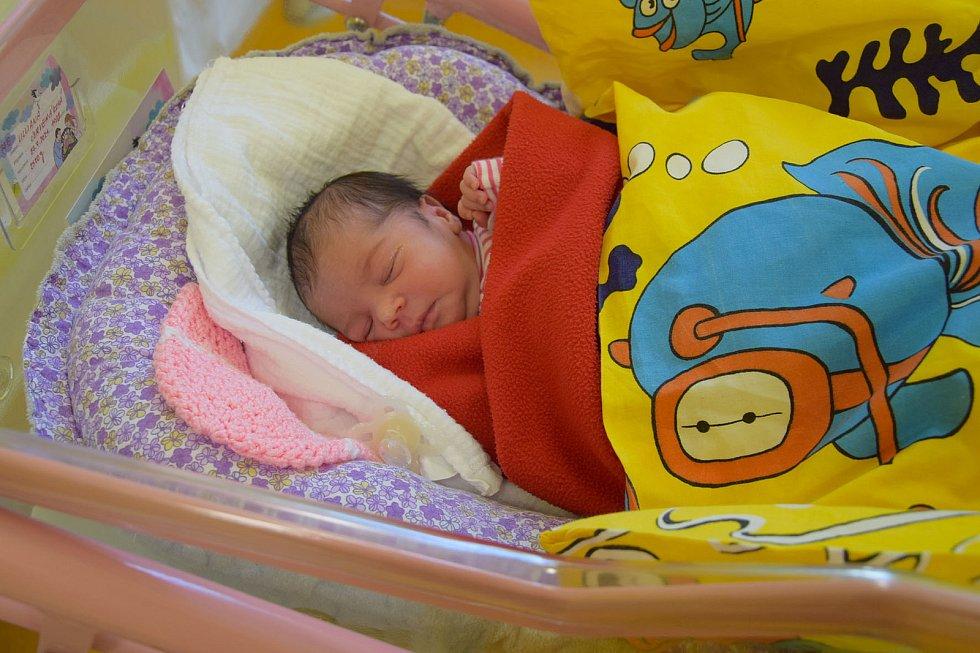 Liliana Červeňáková se Alžbětě Červeňákové a Jakubu Demeterovi narodila v benešovské nemocnici 27. července 2021 v 11.08 hodin, vážila 2520 gramů. Rodina bydlí v Benešově.