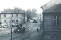 NA PŘÍJEZD tanků do Berouna v srpnu roku 1968 vzpomínají i lidé, kteří byli v té době dětmi.