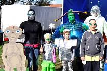 Akce s názvem II. Sjezd mimozemšťanů nabídne v areálu Zvířátkov v Olešné u Hořovic zábavu pro děti každého věku