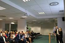Beroun hostil lékařskou odbornou konferenci.