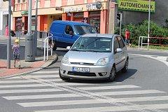 Takzvaná zelená vlna, kterou se už roky město pyšní, je podle řidičů spíše brzdou nežli přínosem.