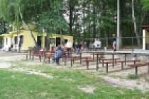 Sportovní areál v Hudlicích
