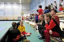 Sportovci z Hořovic mají po čtyřiceti letech novou halu.