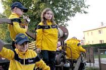 Vižinští dobrovolní hasiči vstoupili do soutěže Dobráci roku. Odstartoval tak projekt Českého rozhlasu Region ve spolupráci se středočeskými regionálními Deníky a Pražským deníkem