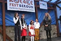 Poberounský folklorní festival v Berouně