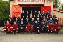 Suchomastští hasiči oslavili 120. výročí