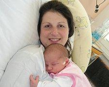 Maminka Eva Halířová a tatínek David Janda z Plzně přivítali společně na světě 16. ledna ve 12:45 hodin prvorozenou dcerku Veroniku. Verunka se po porodu mohla pochlubit pěknou váhou 3,97 kg a mírou 51 cm.