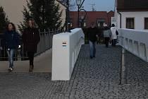 Oprava mostu u Venediku v Berouně skončila v listopadu.
