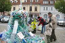 Školáci soutěžili v odpadové olympiádě
