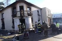 Včasným zásahem hasičů se podařilo uchránit hodnoty v částce jednoho milionu korun. Příčinou vzniku požáru byla podle vyšetřovatele technická závada elektroinstalace na televizoru.