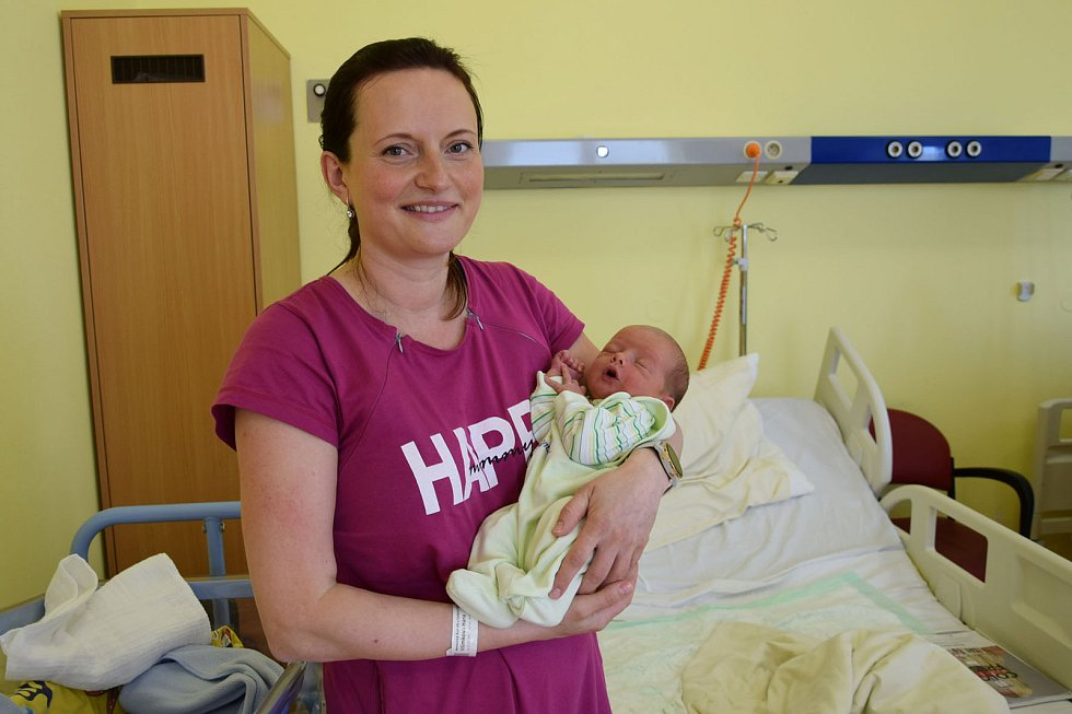 Lukáš Vilímek se manželům Haně a Martinovi narodil v benešovské nemocnici 7. května 2021 v 8.17 hodin, vážil 3770 gramů. Doma ve Vlašimi má sourozence Martina (7) a Ondřeje (6).