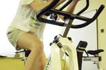 Mezi oblíbené disciplíny patří i spinning