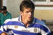 Fotbalista Jiří Sabou.