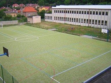 Sportovní areál ve Zdicích