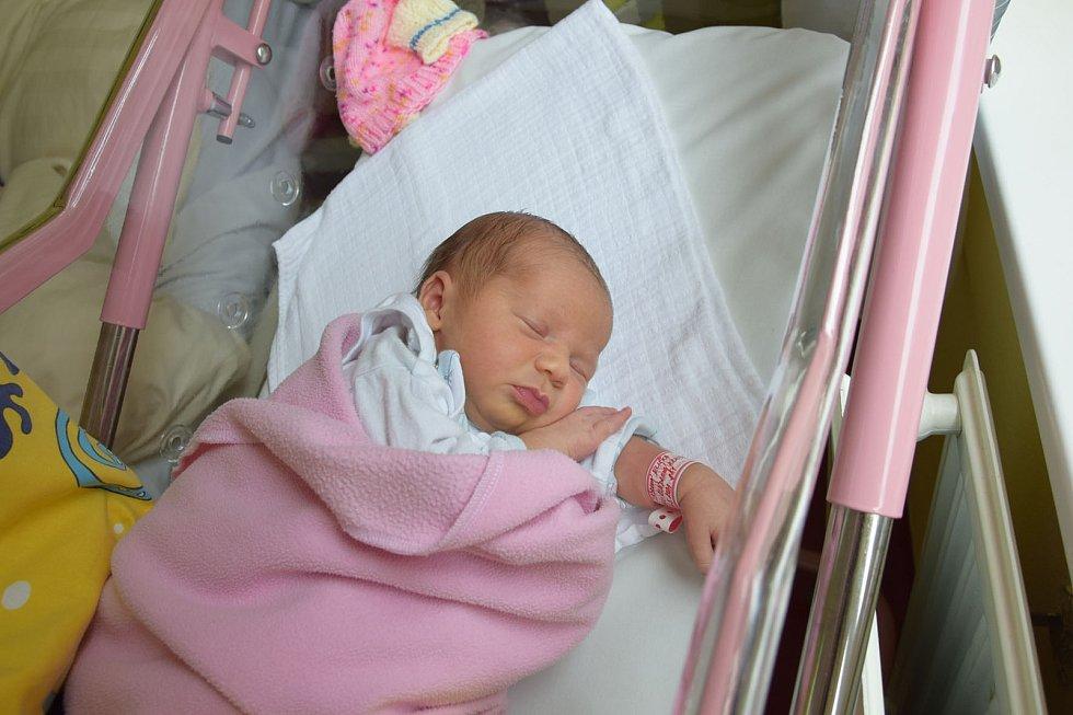 Eliška Sládková se manželům Kristýně a Ondřejovi narodila v benešovské nemocnici 11. května 2021 v 8.51 hodin, vážila 3170 gramů. Doma ve Vlašimi ji čekala sestřička Viktorie (1,5).